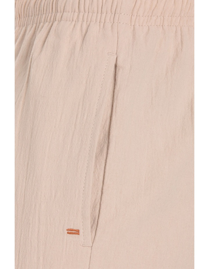 Cotton Crinkle Pant image 4