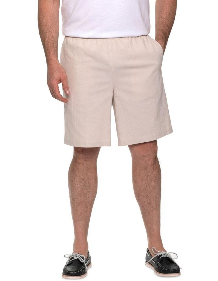 Cotton Crinkle Shorts image 1