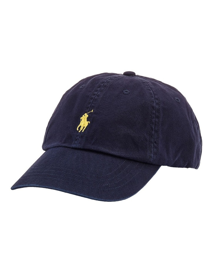 Cotton Chino Baseball Cap image 1