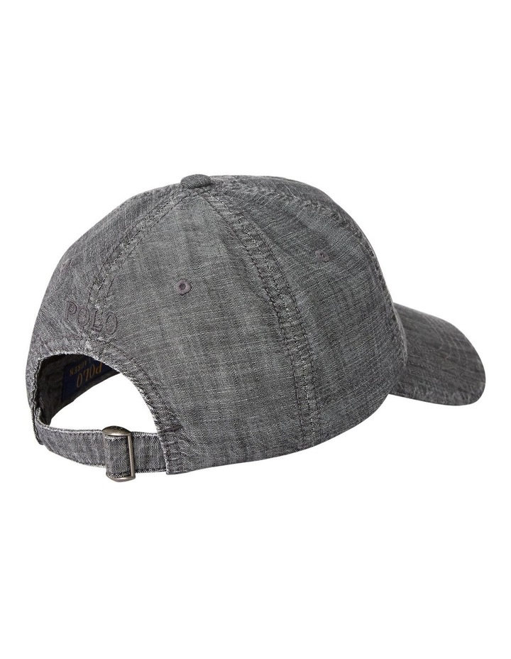 Chambray Sports Cap image 2