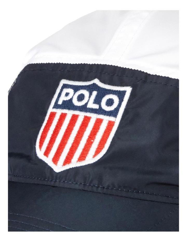 Flag Shield Five-Panel Cap image 3