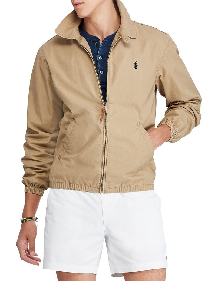 Bayport Cotton Poplin Jacket image 1