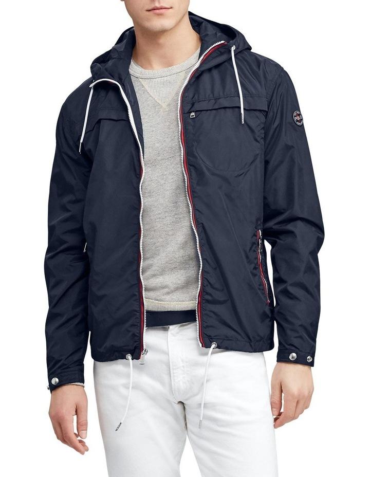 Plain Taffeta Lined Anorak Jacket image 1
