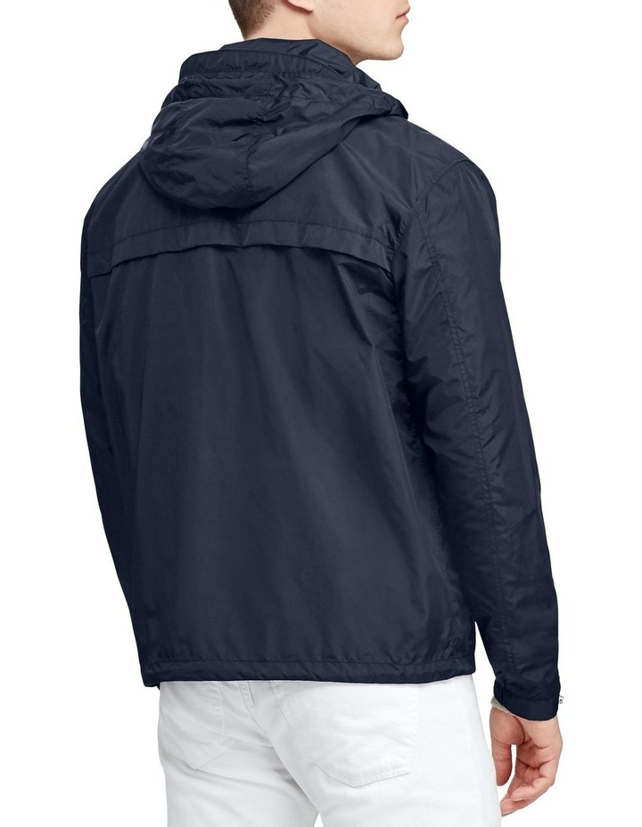 Plain Taffeta Lined Anorak Jacket image 2