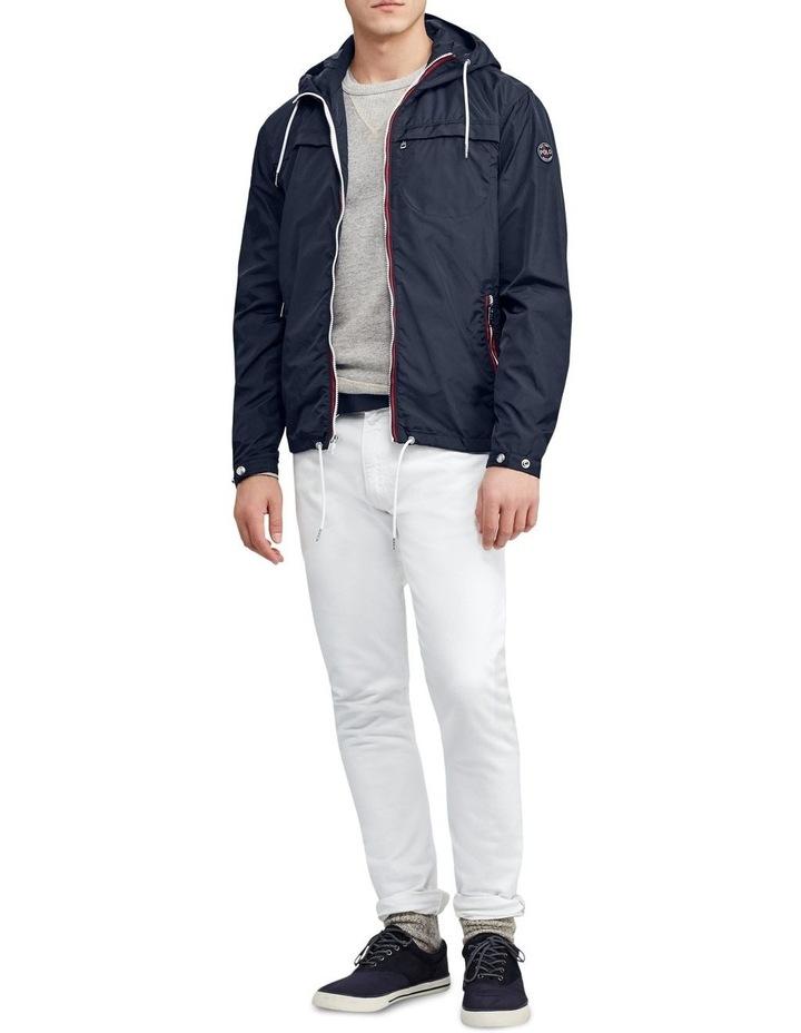 Plain Taffeta Lined Anorak Jacket image 3