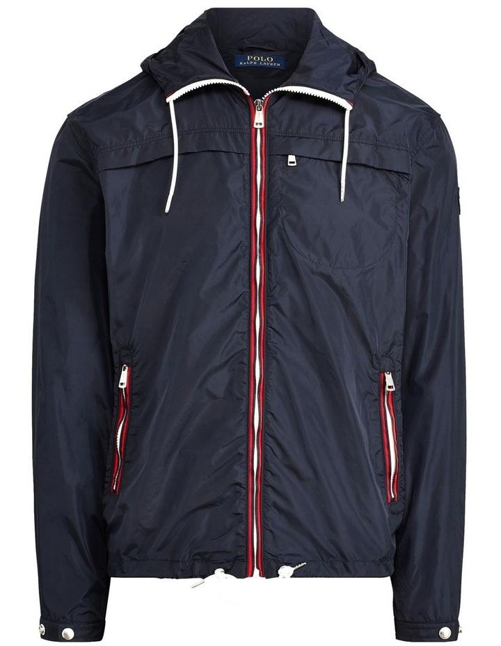 Plain Taffeta Lined Anorak Jacket image 4