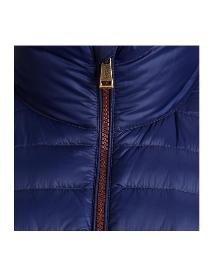 Packable Quilted Down Jacket image 5