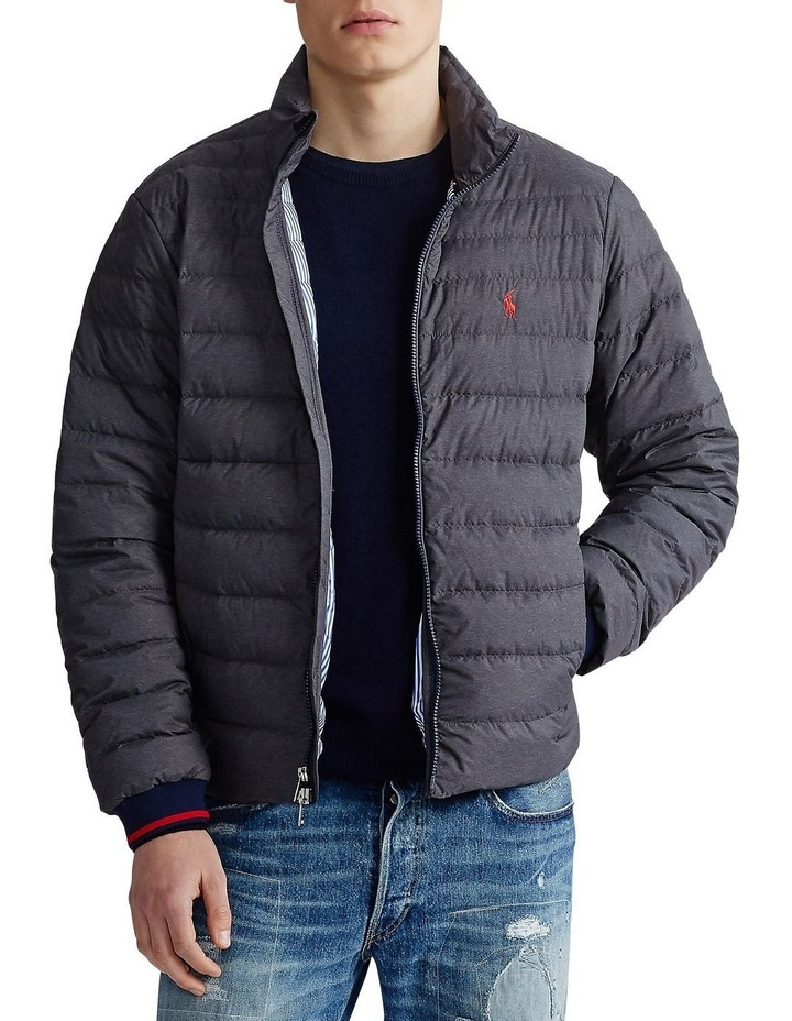 Packable Quilted Down Jacket image 1