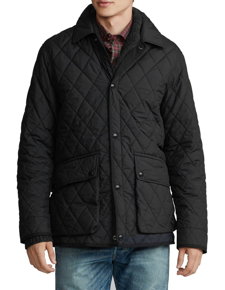 The Iconic Quilted Car Coat image 1