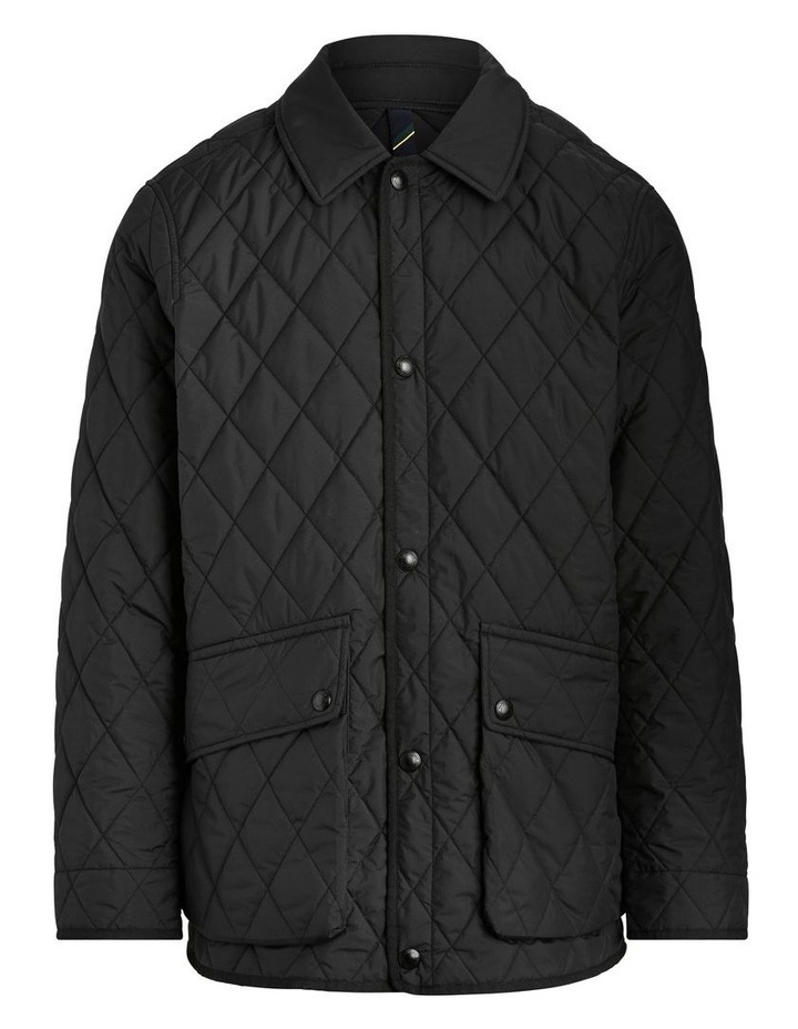 The Iconic Quilted Car Coat image 4