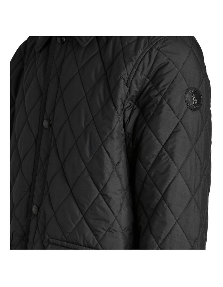 The Iconic Quilted Car Coat image 5
