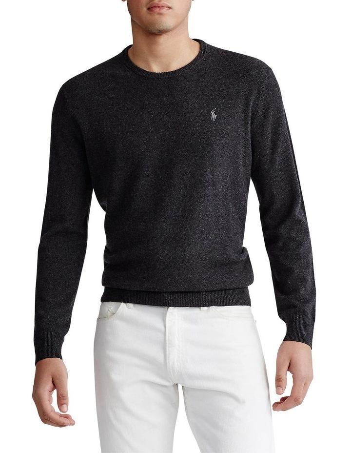 Washable Cashmere Sweater image 1