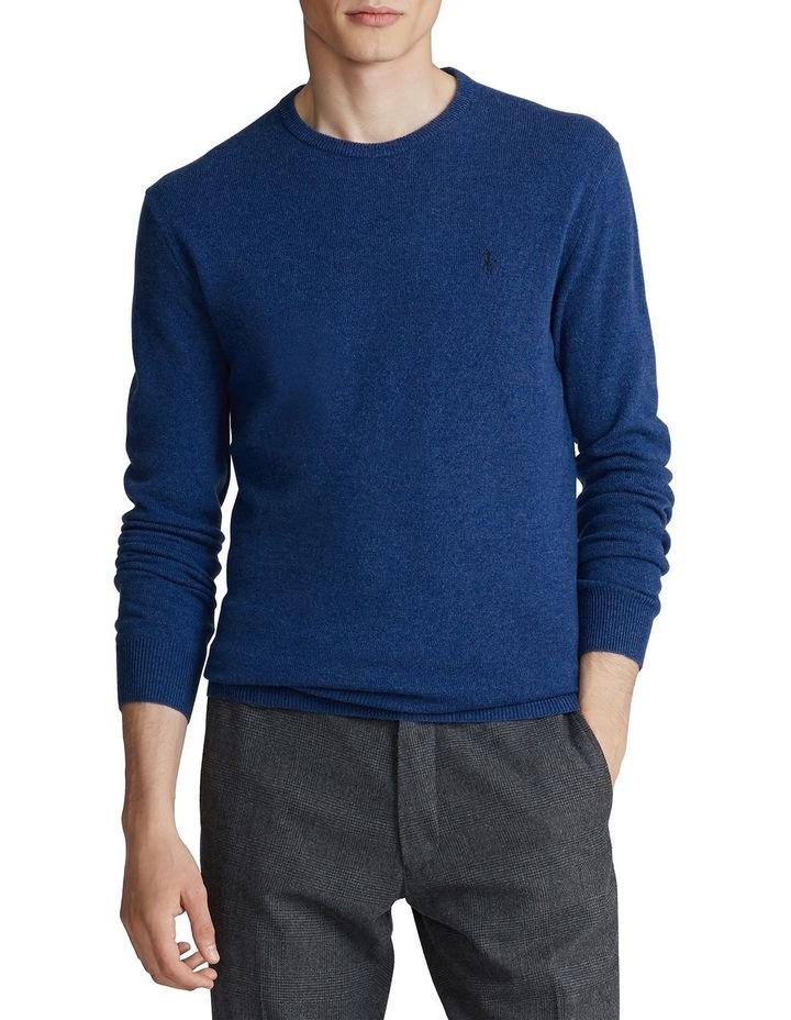 Merino Wool Crewneck Sweater image 1