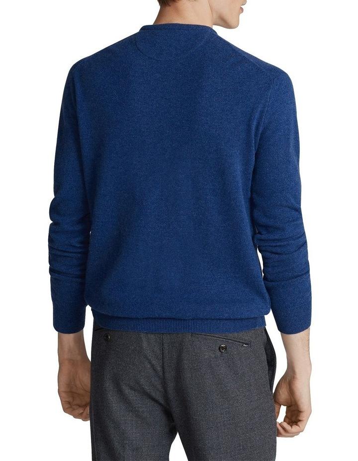 Merino Wool Crewneck Sweater image 2