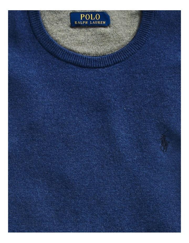 Merino Wool Crewneck Sweater image 5