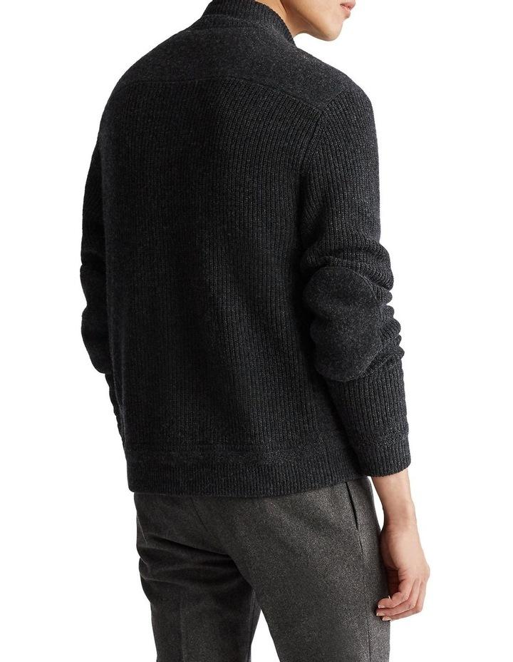 Wool-Cashmere Skeet Cardigan image 2