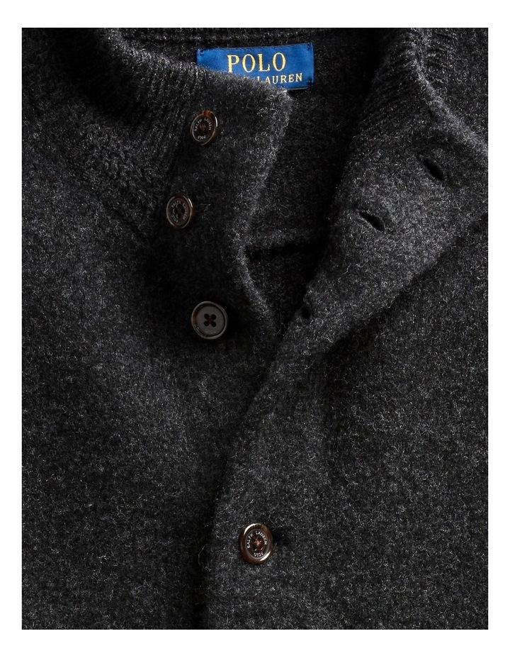 Wool-Cashmere Skeet Cardigan image 5