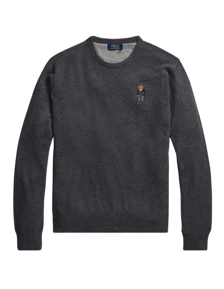 Polo Bear Merino Wool Sweater image 4