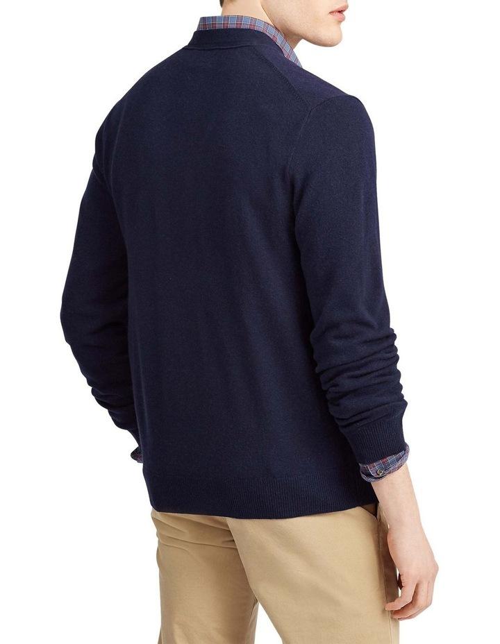 Polo Bear Merino Wool Cardigan image 2
