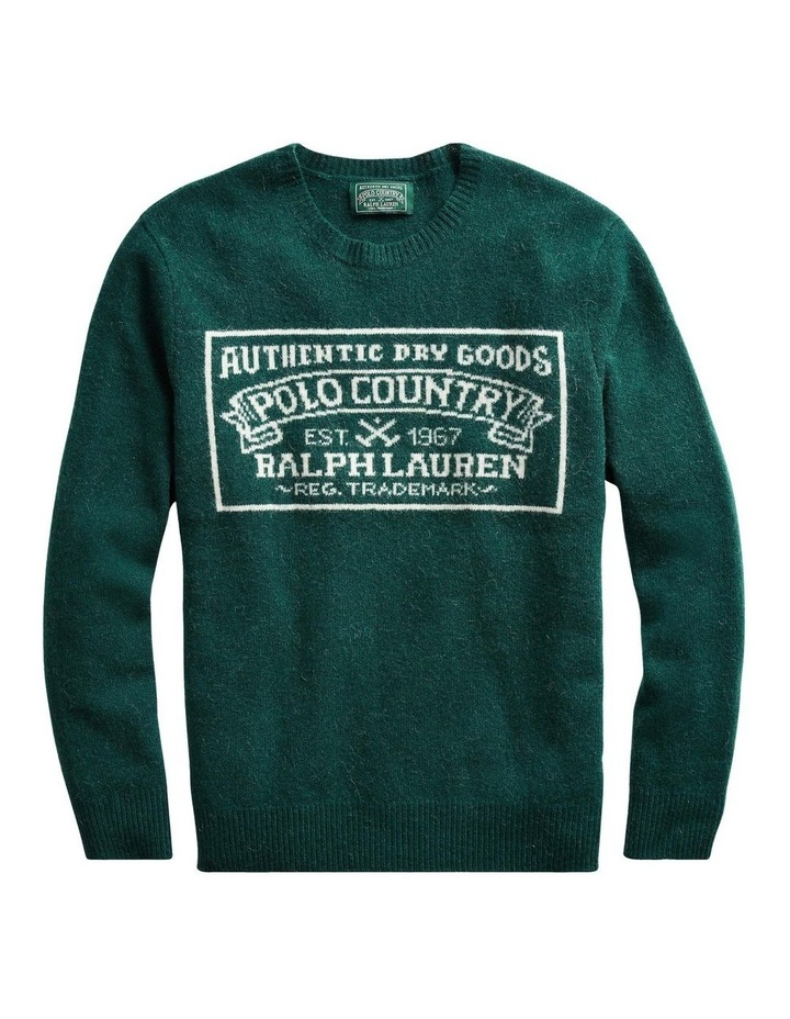 Polo Country Wool Sweater image 4