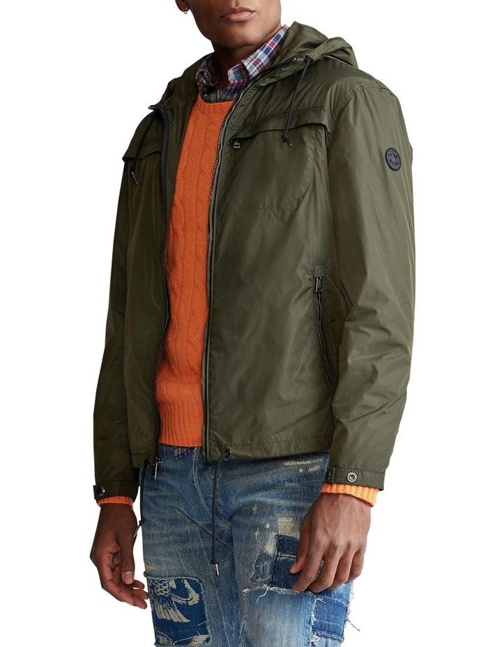Packable Hooded Jacket image 1
