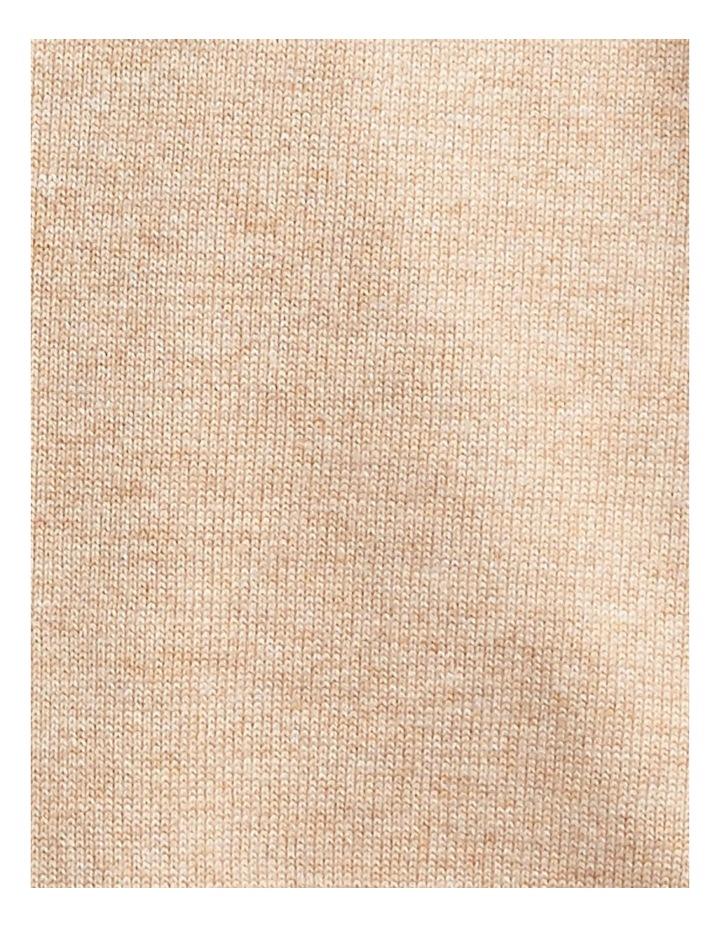 Cotton V-Neck Cardigan image 5