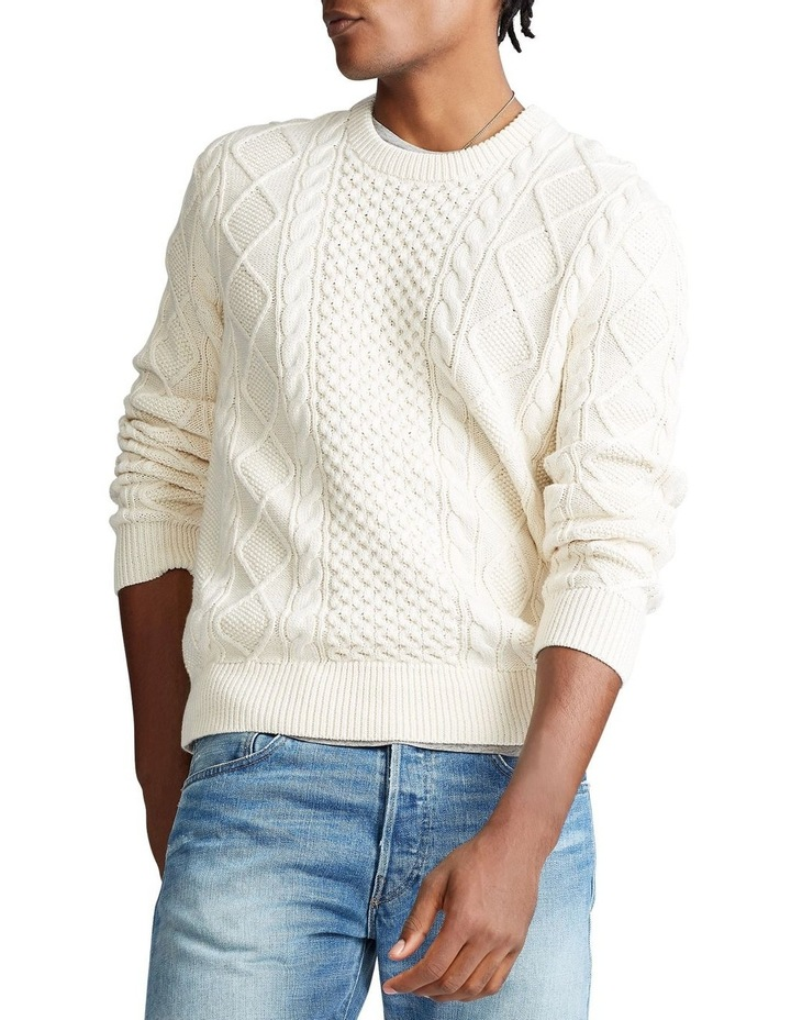 The Iconic Fisherman's Sweater image 1