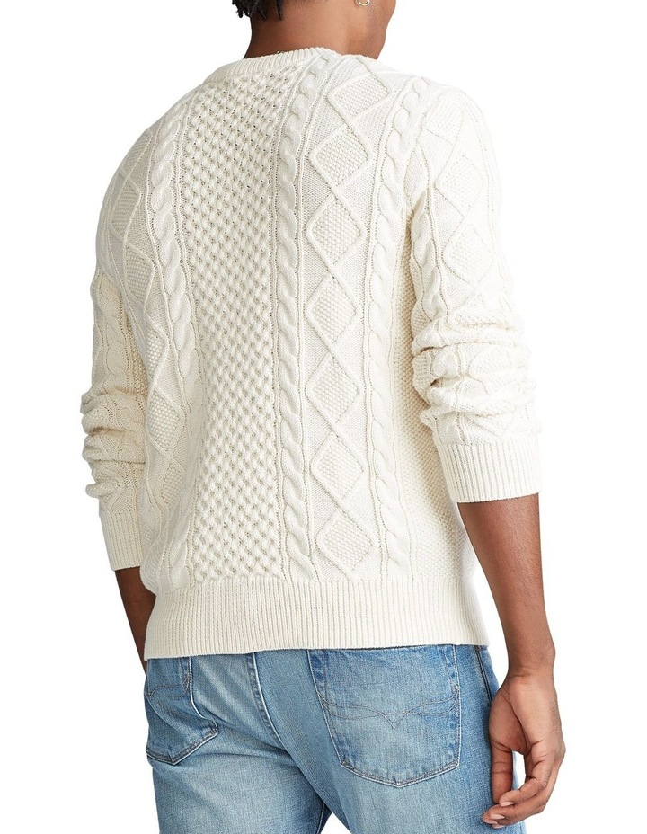 The Iconic Fisherman's Sweater image 2