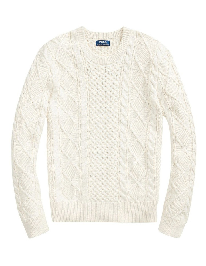 The Iconic Fisherman's Sweater image 4