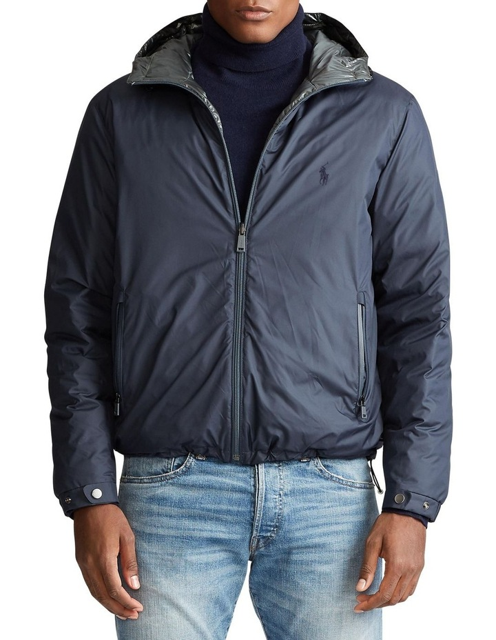 Reversible Hooded Jacket image 1