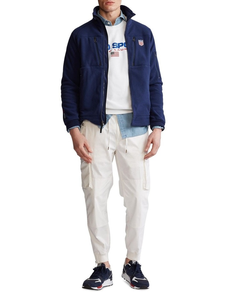 Polo Shield Fleece Jacket image 3