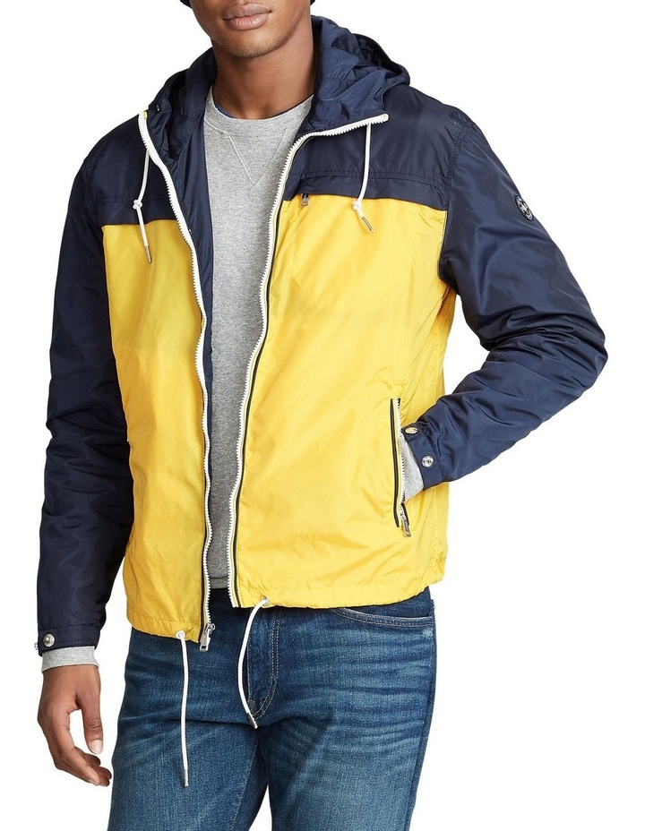 Packable Color-Blocked Anorak image 1