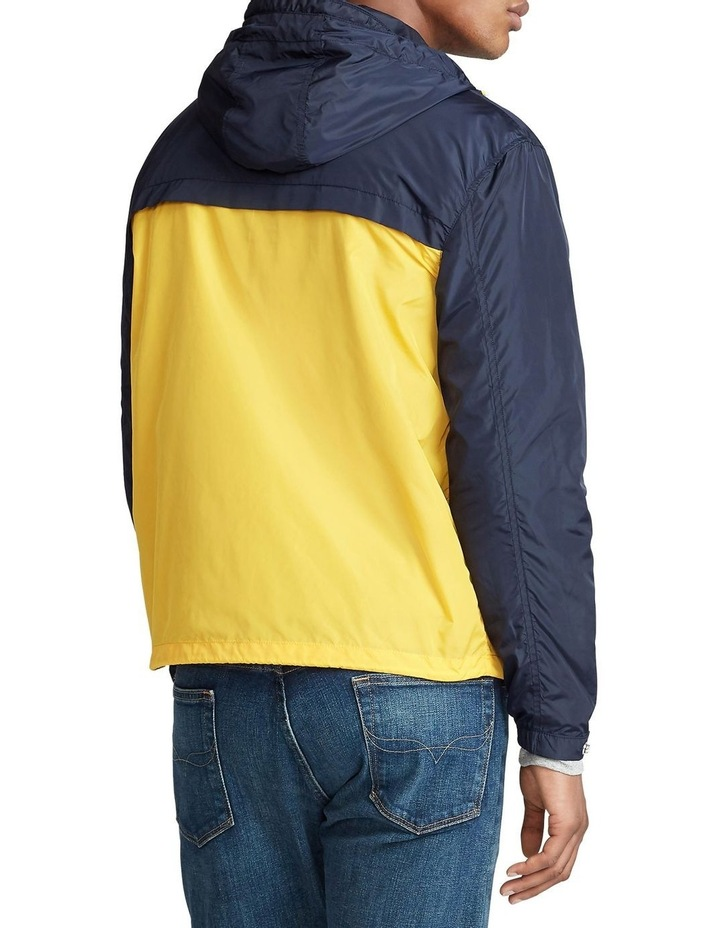 Packable Color-Blocked Anorak image 2