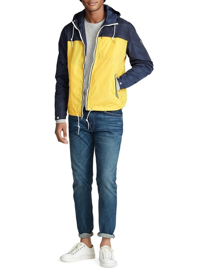 Packable Color-Blocked Anorak image 3