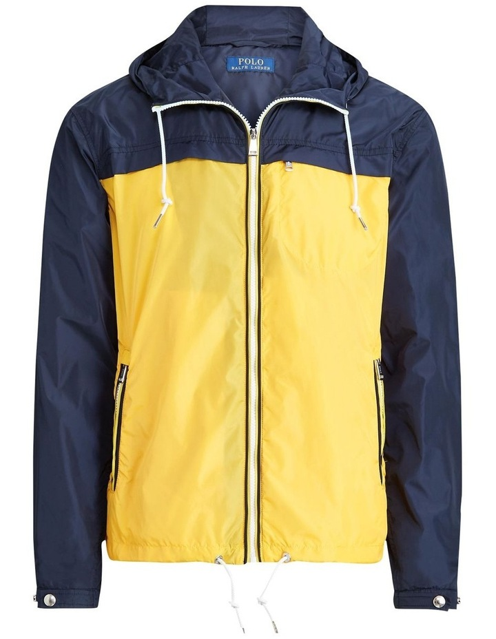 Packable Color-Blocked Anorak image 4