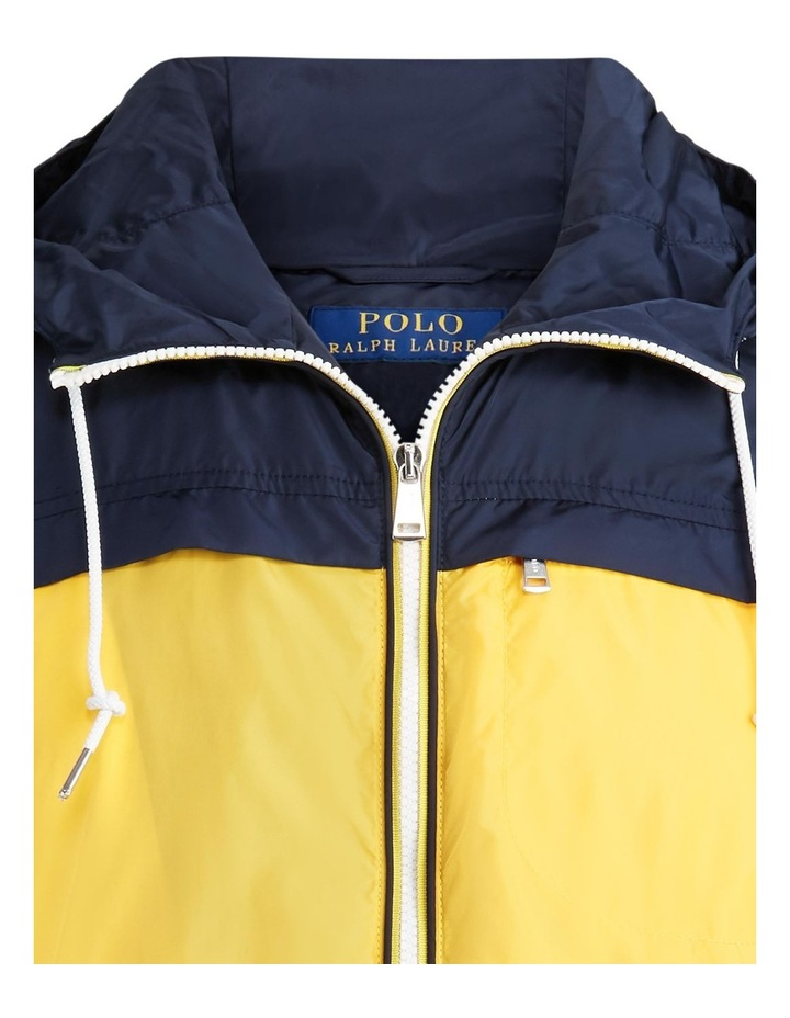 Packable Color-Blocked Anorak image 5