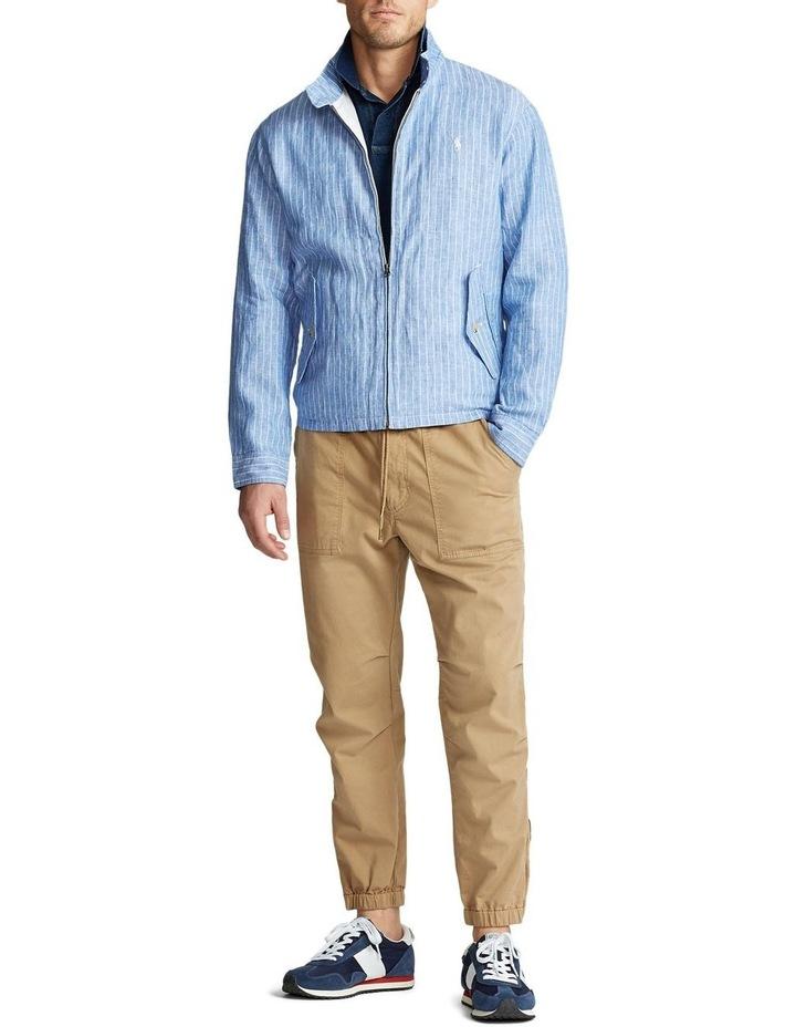 Striped Linen Jacket image 3
