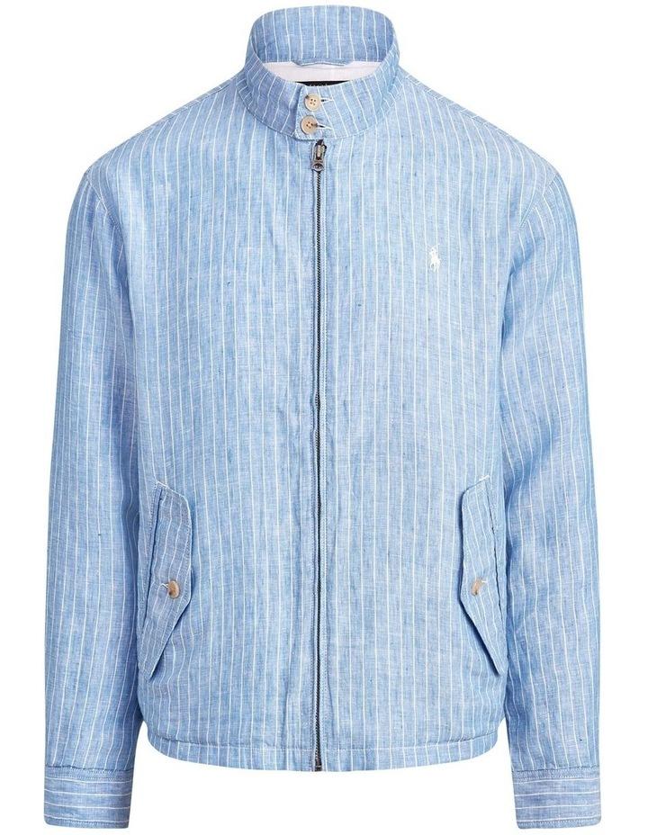 Striped Linen Jacket image 4