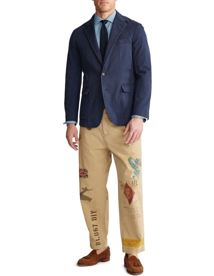 Unconstructed Chino Sport Coat image 3