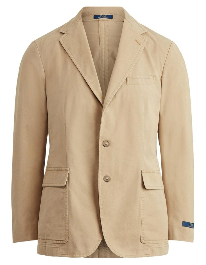 Unconstructed Chino Sport Coat image 4