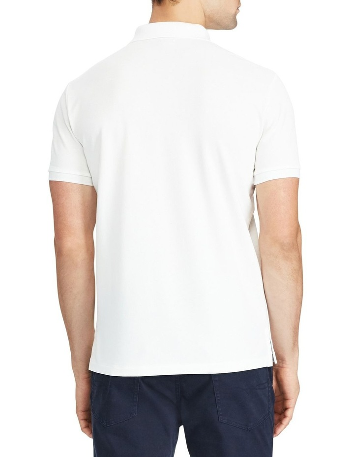 Custom Slim Fit Stretch Polo image 2