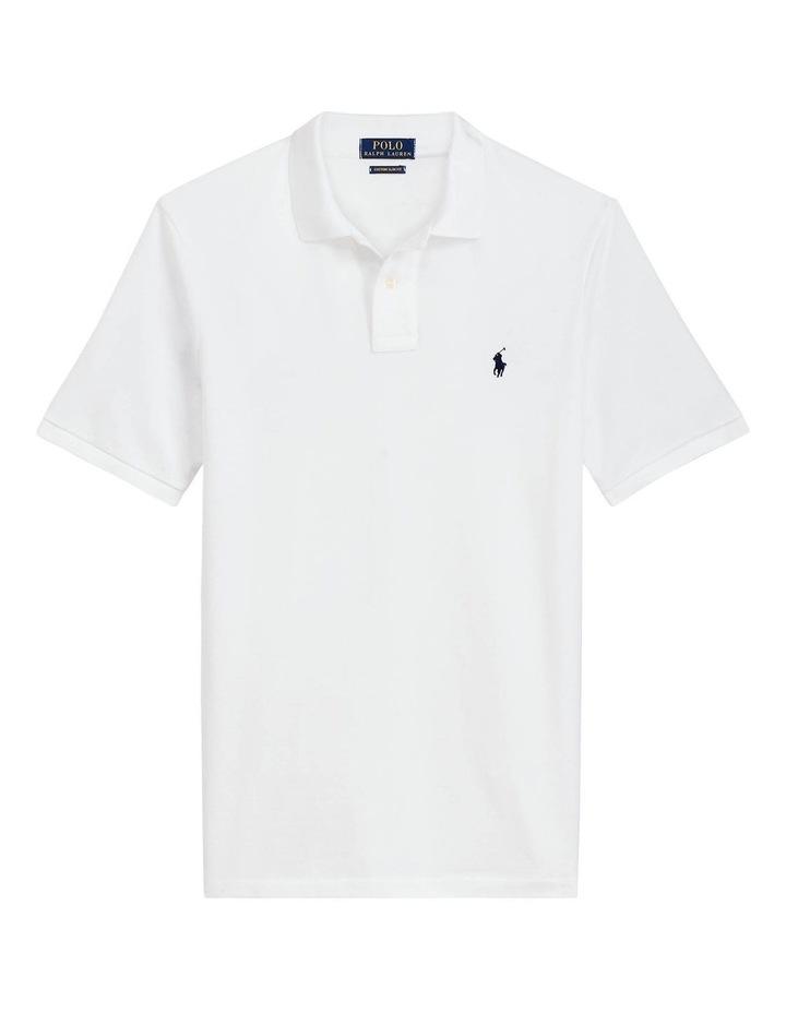 Custom Slim Mesh Polo image 4