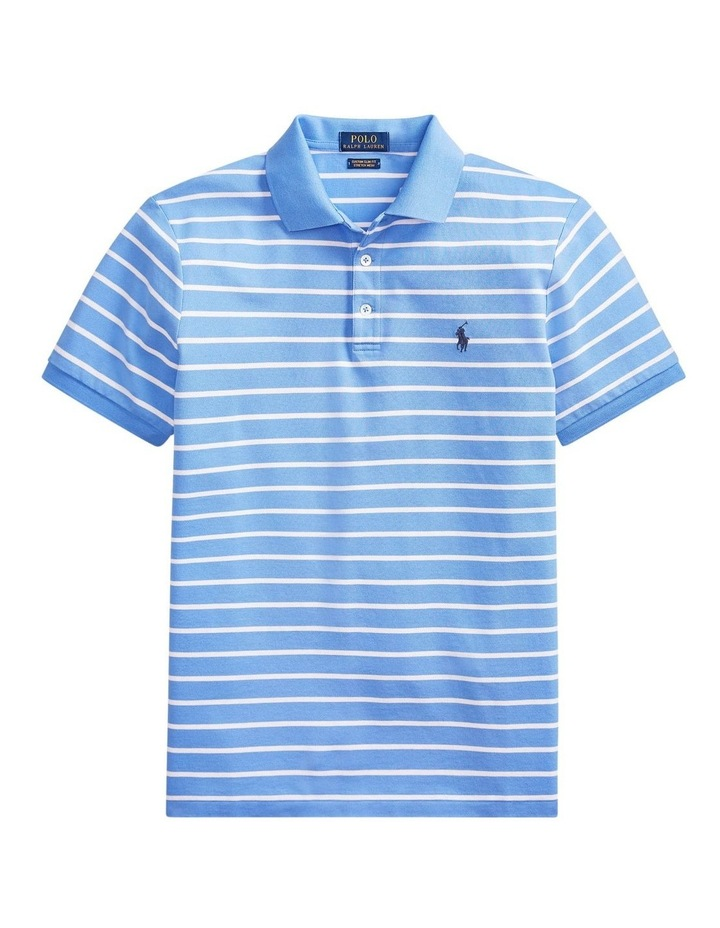 Custom Slim Fit Stretch Polo image 4