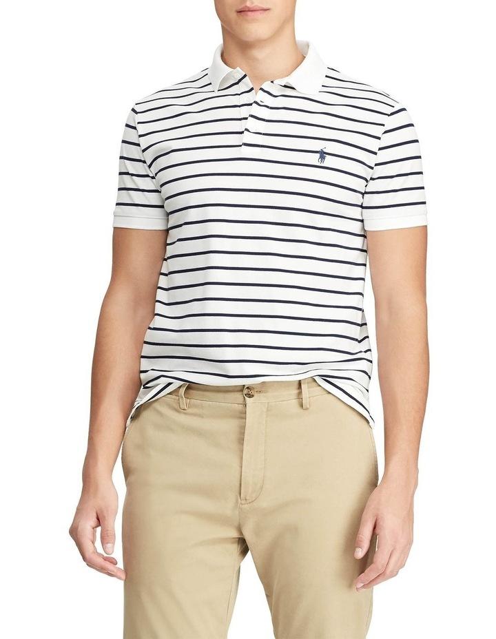 Custom Slim Fit Stretch Polo image 1