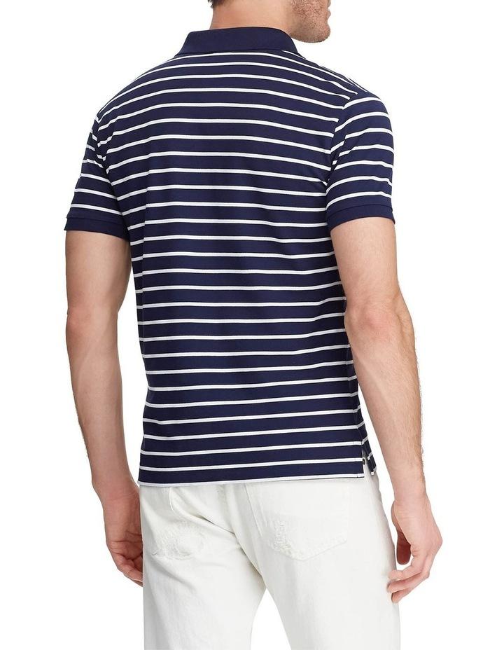 Custom Slim Fit Stretch Polo image 2