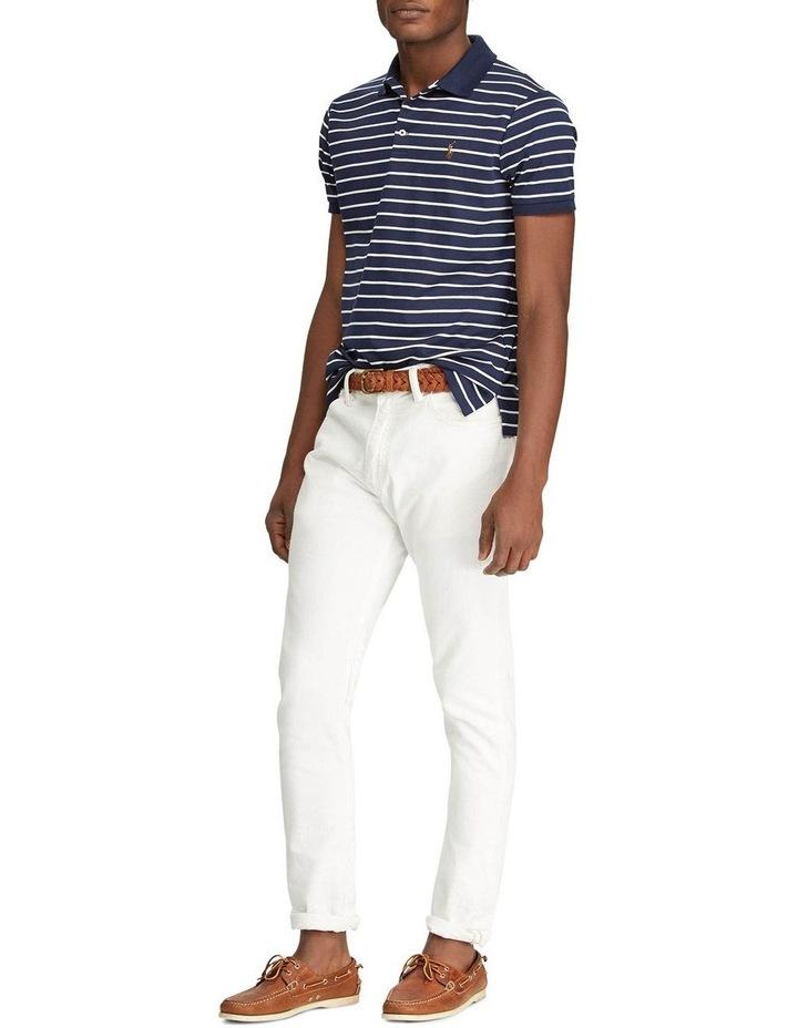 Custom Slim Fit Interlock Polo image 3