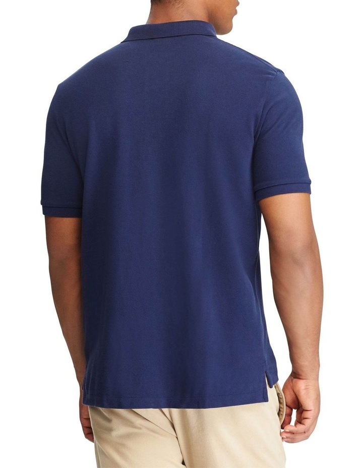 Classic Fit Mesh Polo image 2