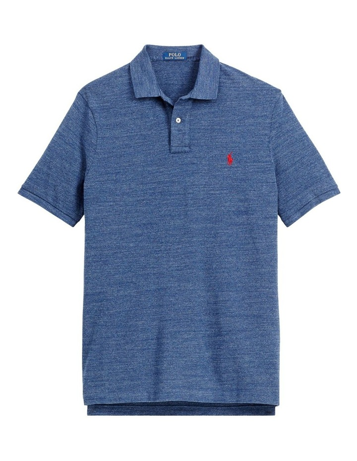 Classic Fit Mesh Polo image 4