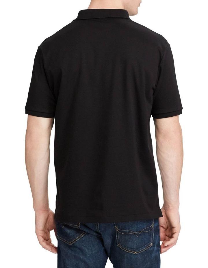 Custom Slim Fit Interlock Polo image 2
