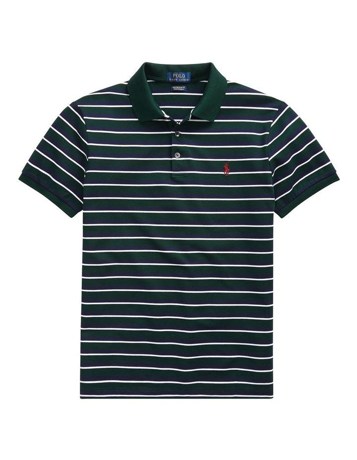 Custom Slim Fit Stretch Polo image 4